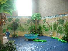 Les 7: De Nijl. Inspiratie voor je klaslokaal of een algemene ruimte.