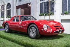 1965 Alfa Romeo Giulia TZ2