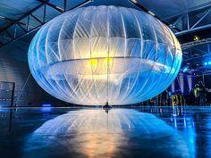 Lançado em junho de 2013 na Nova Zelândia, o Projeto Loon - de baloon, balão -, mais uma ação ousada do Google X, laboratório do Google responsável por coisas incríveis como o Google Glass, chegou ao Brasil, no Piauí.