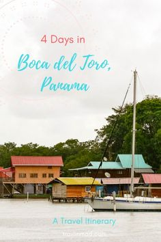 We weren't sure what to expect as our tiny plane touched down in Bocas del Toro, Panama, but the turquoise water surrounding us was a great start. There are so many things to do here, but you may want to do nothing at all! Try this 4-5 day itinerary for a perfect trip. Travel in North America.