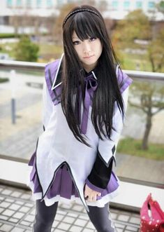thinking of getting homura cosplay for christmas