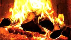 The Dying Embers In The Fireplace Stock Footage Video 1985494 ...