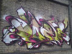 Incredible Examples Of Illustrative Graffiti Art | The Inspiration Blog