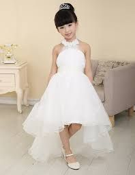 Robe mariage fillette