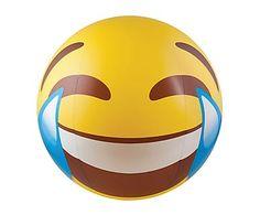 Pelota inflable LOL Emoji - Ø50,8 cm