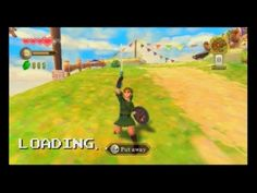 Another marvellous video from the Mega64 staff. Skyward Sword IRL