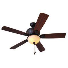 Lowes- Harbor Breeze ceiling fan
