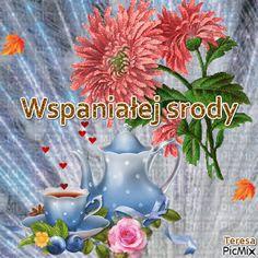 Good Morning, Glass Vase, Pictures, Wednesday, Roses, Humor, Google, Bonjour, Buen Dia