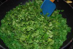 cilantro chutney ingredients