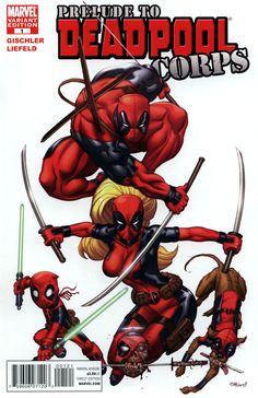 deadpool | Comicdom: DESCARGA DIRECTA: DEADPOOL CORPS