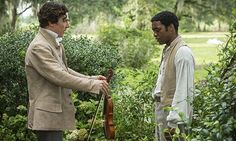 Steve McQueen's film 12 Years A Slave 'slices through the trivialisation that has been integral toslavery's popular representation'. Photog...