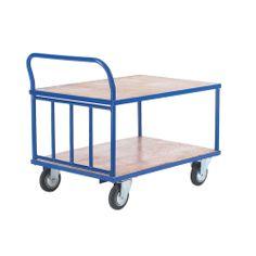 Shelf Trucks - Budget Range Folding Trolley, Shelving Systems, Industrial Shelving, Storage Design, Plywood, Decks, Trailers, Budgeting, Cart
