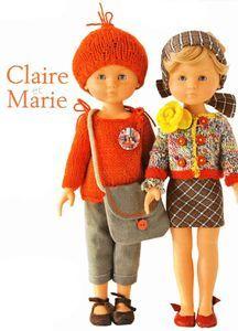 Modèle pour Marie et Claire  Marie-Claire Idées n° 86 - Septembre/Octobre 2011