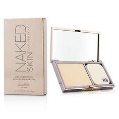 Naked Skin Ultra Definition Powder Foundation - Medium Light Neutral - 9g-0.31oz