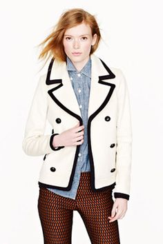 10 casual coats to keep you warm on the weekend!