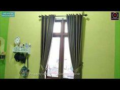 Gorden Kupu kupu Gorden Minimalis Warna Coklat Masangan wetan Sidoarjo - YouTube Window Styles, Surabaya, Windows, Curtains, Interior, Youtube, Life, Home Decor, Fashion