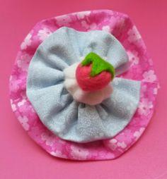 Strawberry collection: elastico per capelli.