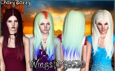Wings OS0530  • Teen-Elder Female  • Custom Thumb  • Credits  Download Mirror