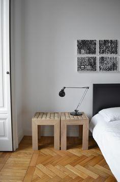 #Sofia - #comodino in #legno #massello di teak   #bedsidetabl #wood #living #furniture #mg12