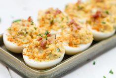 Gevulde eitjes maken