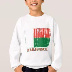 Shop for Flag hoodies & sweatshirts from Zazzle. Madagascar Flag, Flags Of The World, Flag Shirt, Dog Bowtie, Hoodies, Sweatshirts, Kids Outfits, Graphic Sweatshirt, Celebrities