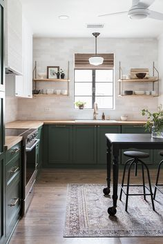 Riverside Retreat Kitchen Reveal | Jenna Sue Design Blog