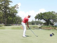 Henrik Stenson Swing Sequence GIF