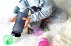 Everydaybaby: niente più latte troppo caldo e acqua della doccia.biberon