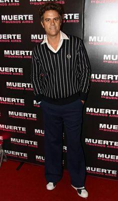 """Mike Amigorena en la premiere de """"Muerte en Buenos Aires"""""""