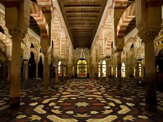 Bespoke Engineered Marquetry This bespoke engineered marquetry comes from Italian designer Quadrolegno. This particular design was fitted in a Spanish Mosque and has been crafted from four species of wood; Oak, Padauk, Wenge and Zebrawood