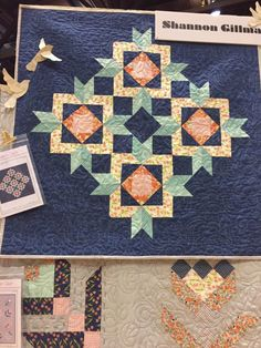 Quilt Market Trend: Pointy Things