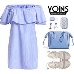 Plus Size Dress :  Yoins #11