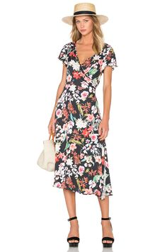 f7ac10ac300 Somedays Lovin Eden Floral Dress in Multi Top Clothing Stores