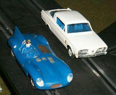 strombecker slot car racing