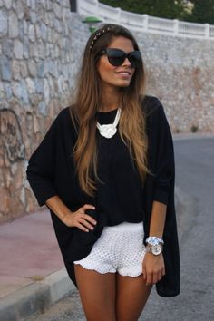 How to Wear Black This Summer - Page 9 of 19 - Fashion Style Mag