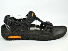 c1d19a97824d Nike Air Deschutz ACG Mens Sandals Leather Walking Trail Size 6 UK 40 EU  25cm