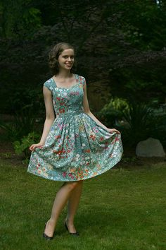 Cambie Dress 2 (14)   Flickr - Photo Sharing!
