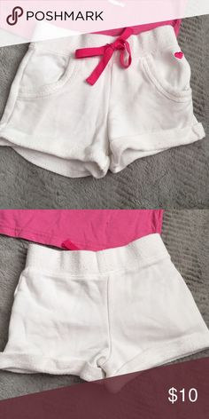 Maggie and Zoe Terry Shorts Perfect condition. Worn only once. Maggie & Zoe Bottoms Shorts