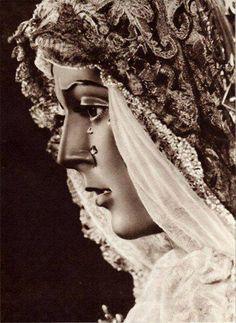 Esperanza Macarena. Sevilla. España.