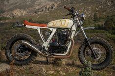 Nomad Motorcycles - LA Nibela