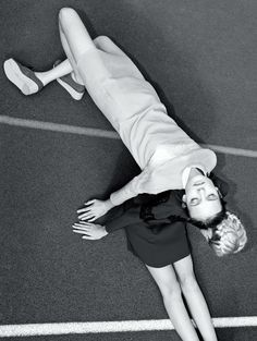 Carven Spring/Summer 2012 Ad Campaign photographed by Viviane Sassen.