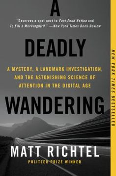 Draws on cutting-edge scientific findings regarding human attention to examine the impact of technology on people's lives through the story of college student Reggie Shaw, who killed two scientists while texting and driving.age