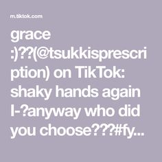 grace :)⛄️(@tsukkisprescription) on TikTok: shaky hands again I-💔anyway who did you choose?⛄️#fyp #bakugou #hawks #midoriya #todoroki #tamaki #mha #bnha