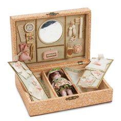 Mignonette. Карманные куклы малютки | 89 фотографий