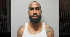 NFL Cornerback Brandon Browner made a deal that will put him behind bars for 8 years Ex Girlfriends, News Stories, Sentences, Prison, Tank Man, Nfl, Stars, Mens Tops, Blue