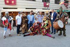 MERCADO MEDIEVAL DE ALBACETE; ESPECTÁCULOS Y VARIEDAD EN SUS 130 PUESTOS  Albacete Ayuntamiento de Albacete Mercado Medieval Ocio