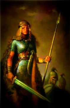 Norse mythology, a valkyrie is one of a host of female figures who decide which soldiers die in battle and which live.