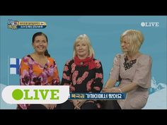 seoulmate [준호네] 유쾌 바이러스 뿜뿜! 핀란드 누님 3인방을 소개합니다! 171230 EP.8 - YouTube