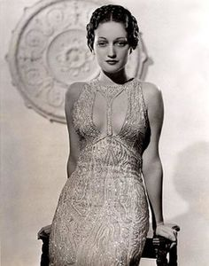 Dorothy Lamour - Bob Hope said the most beautiful woman he had worked with.