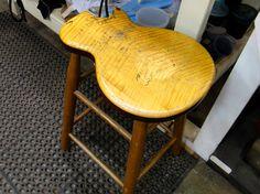 Custom Shop Hocker #Gibsonguitars #CustomShop #Nashville